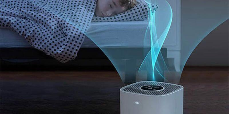 Best Air Purifier for chain smokers