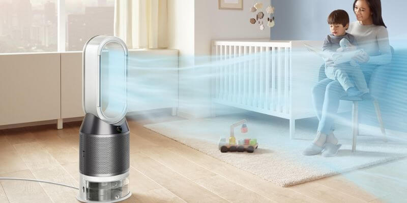 Best Air Purifier for dust and pet hair