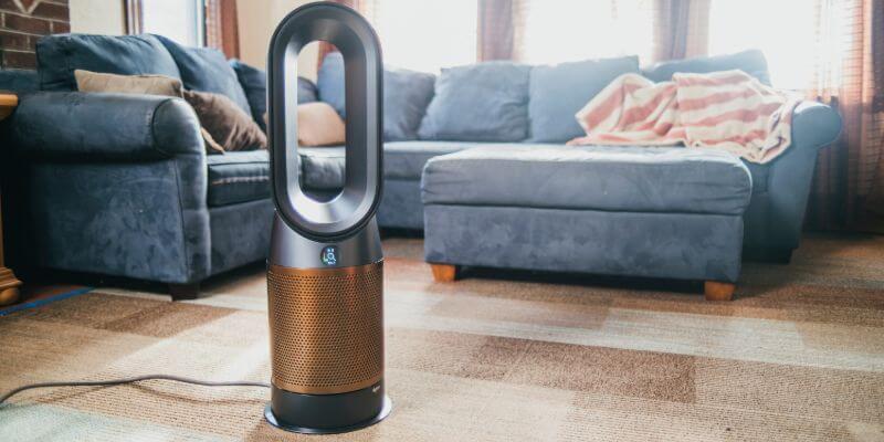 Best Air Purifier for litter box smell