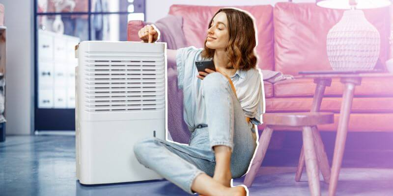 Best Air Purifier for new construction