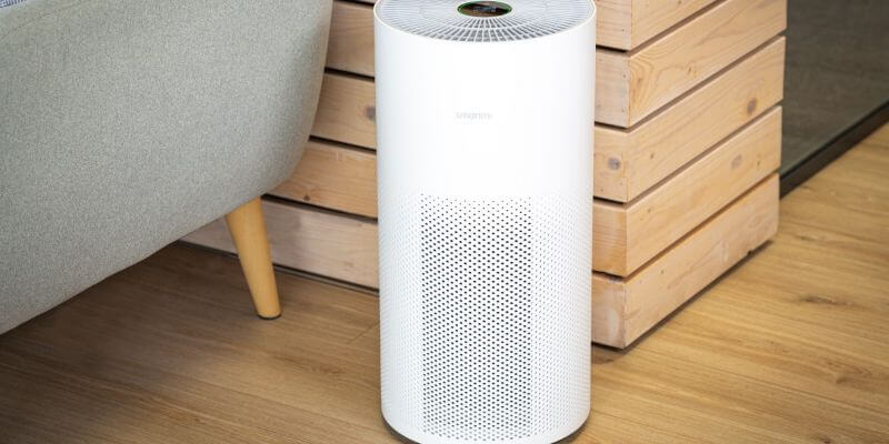 Best Air Purifier for pets smokers