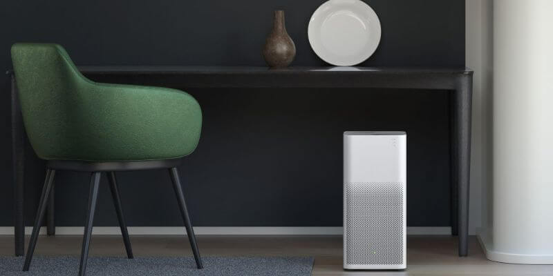 Best Air Purifier for removing smoke odor