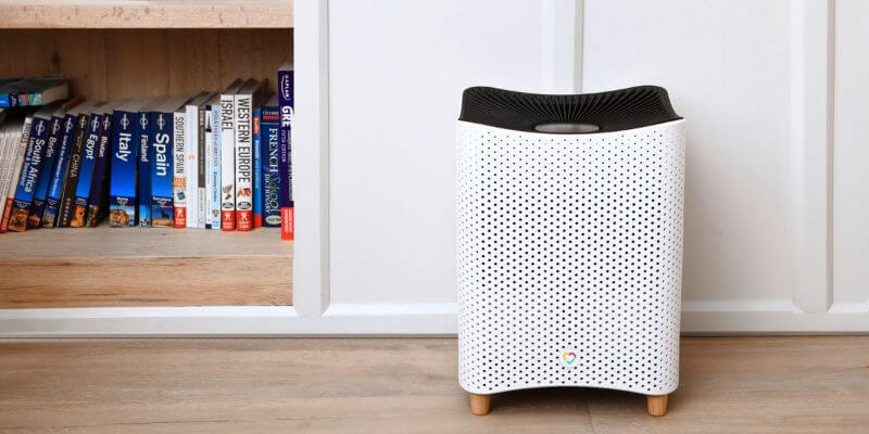 Best Air Purifier for week smoke for large house