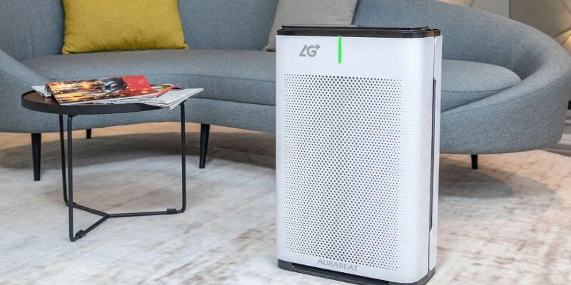 Best Air Purifier for white noise