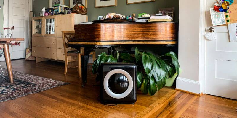 Best Air Purifier for your home least noise